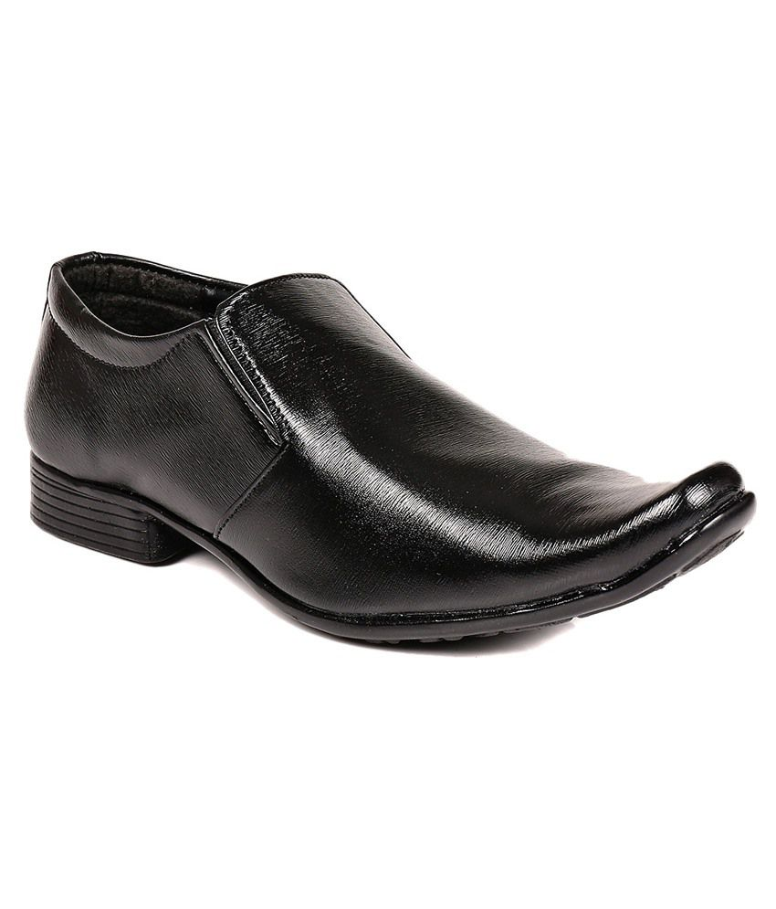 blue tuff black formal shoes available at snapdeal for rs 399