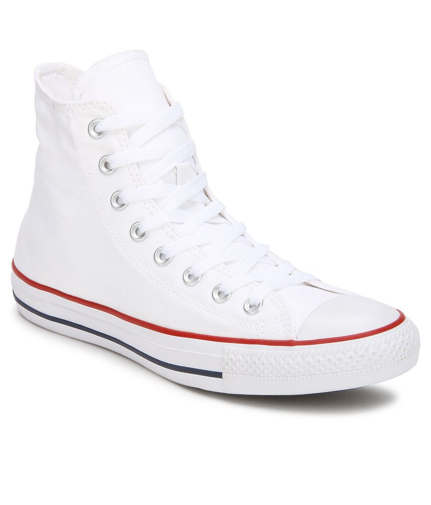 Buy White Converse Shoes Online India