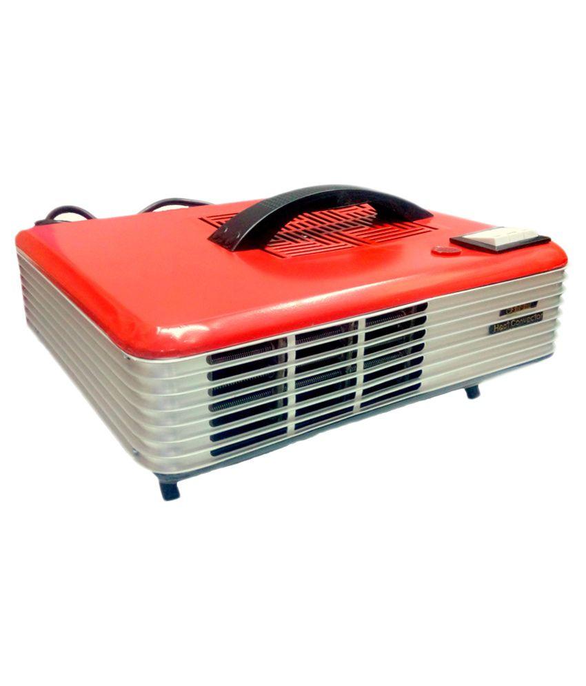 Osham 2000W K Type Room Heater Multicolor