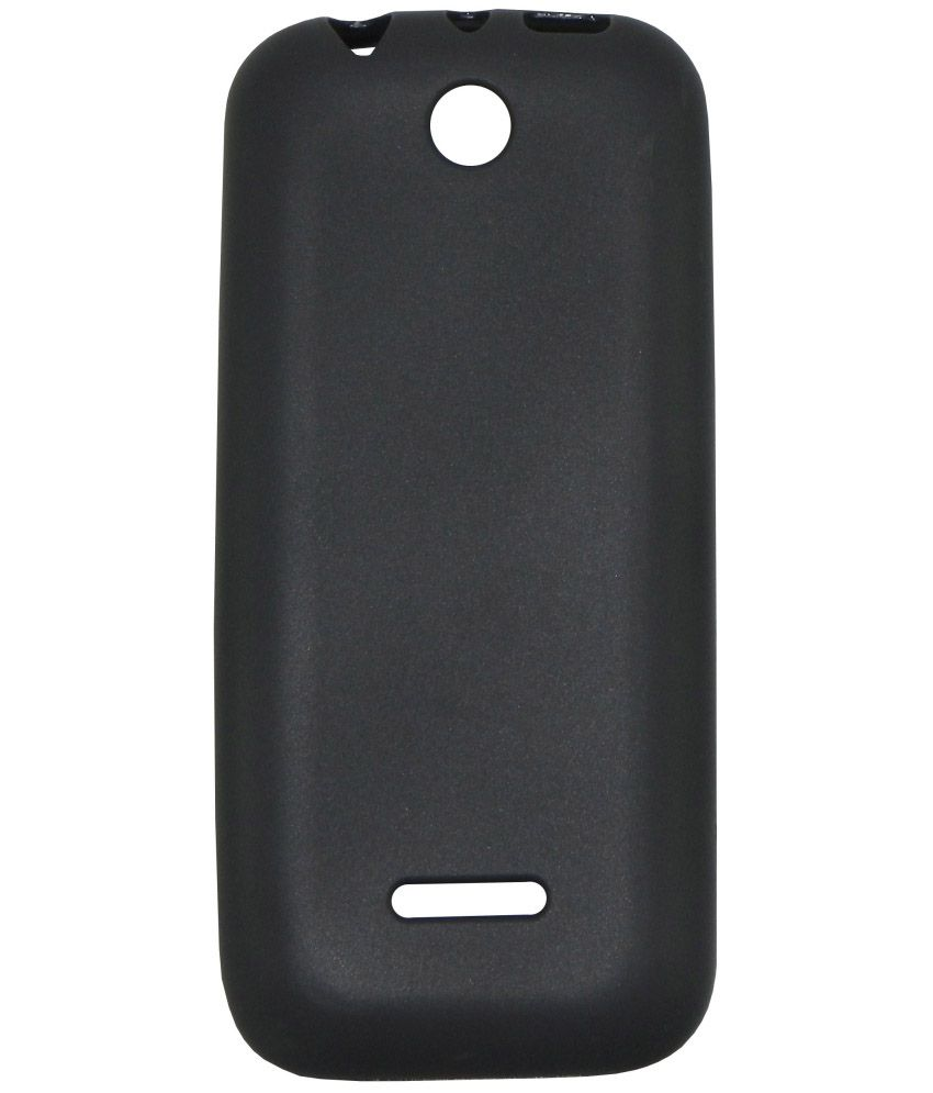 huge discount 857a1 9d8fa FCS Back Cover For Nokia 225 Dual Sim - Black