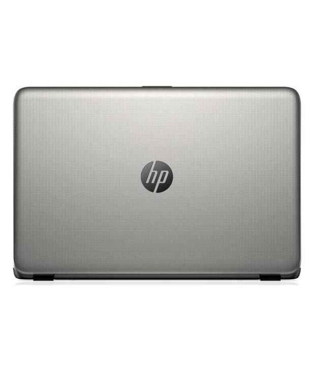 HP 15-ac122tu Notebook (5th Gen Intel Core i3- 4GB RAM- 1TB HDD- 39 62 cm  (15 6)- DOS) (Silver)