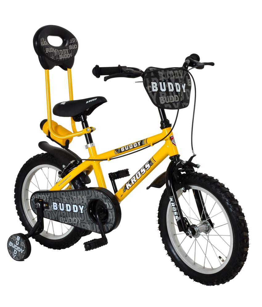 Kross Buddy Bicycle 16 Inches Buy Online At Best Price On Snapdeal