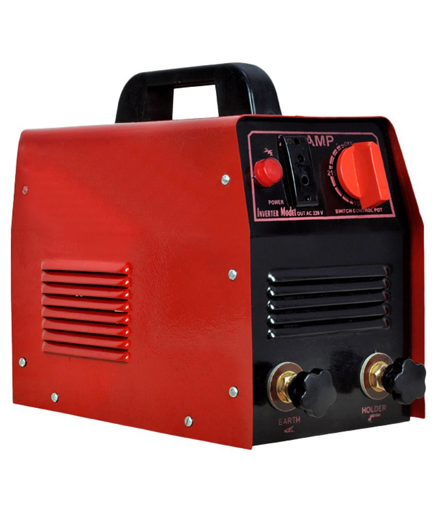 D. V. Electrical Dv100 Welding Machine - Red