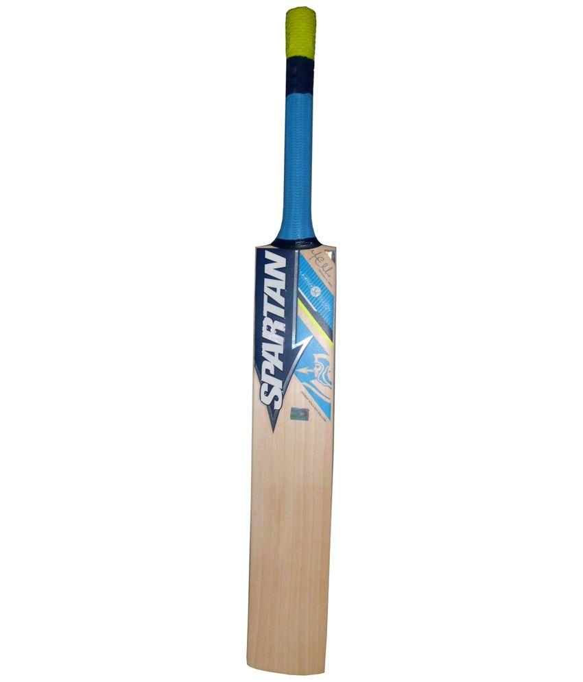 spartan english willow bat price