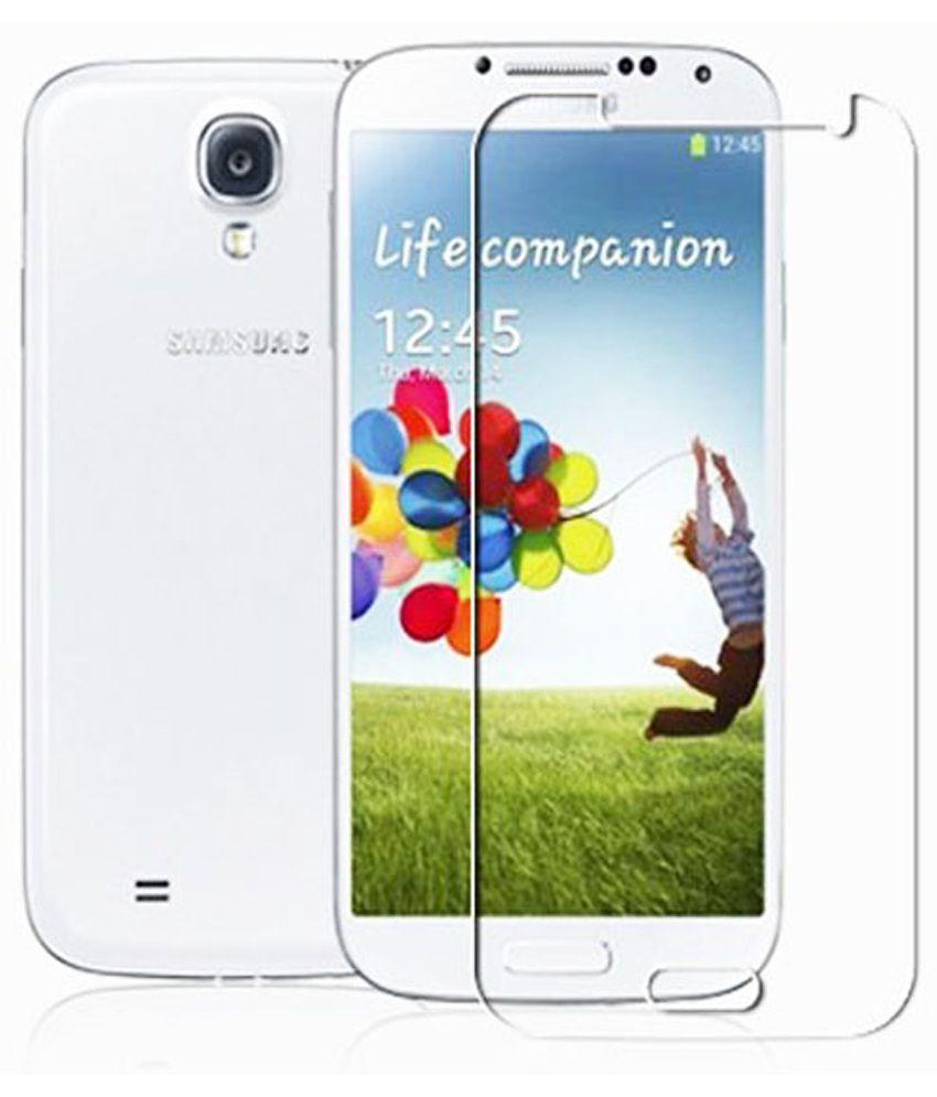 Samsung I9500 Galaxy S4 Matte Screen Guard by Uni Mobile Care