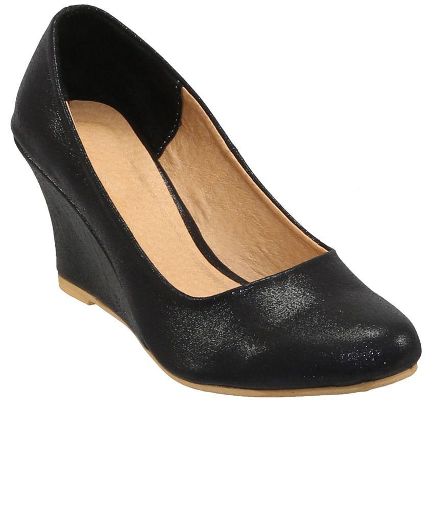 Belson Black Heels