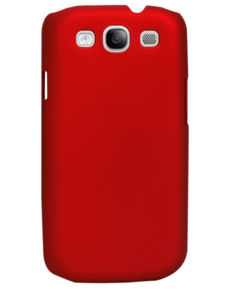 official photos 683cf 46ff5 RDcase Back Cover For Samsung Galaxy S3 i9300-Samsung Galaxy S3 Neo - Red