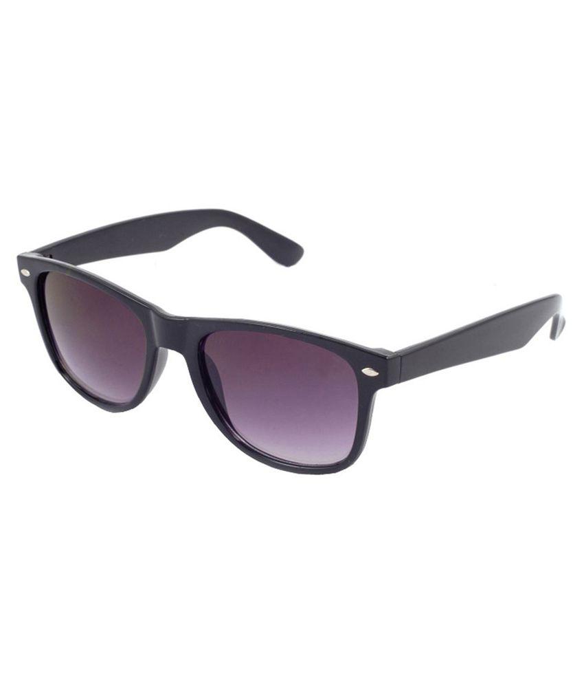 5cd8706ad3b5 Silver Kartz Gray Wayfarer Sunglasses - Buy Silver Kartz Gray Wayfarer  Sunglasses Online at Low Price - Snapdeal