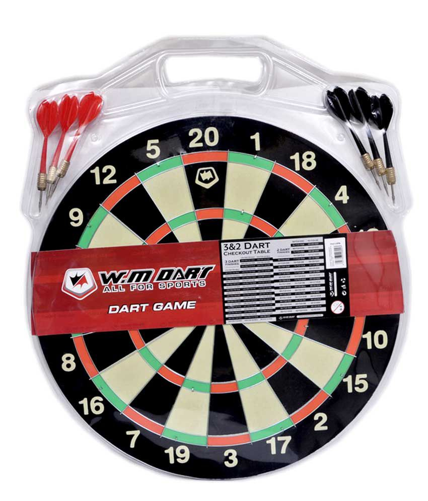Winmax Hard Paper Board Dart Game