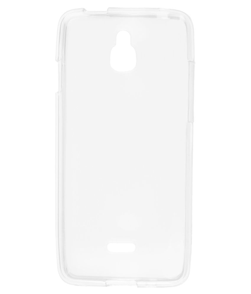 Groovy Back Cover For Infocus M2 - Transparent