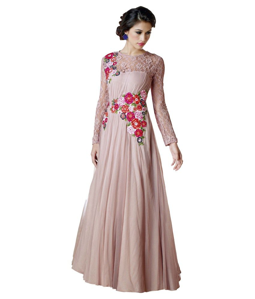 074a9db1d1 Indian Rag Others Cocktail Gowns - Buy Indian Rag Others Cocktail Gowns  Online at Best Prices in India on Snapdeal