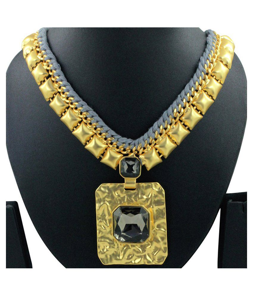 Spargz Contemporary Necklace Set