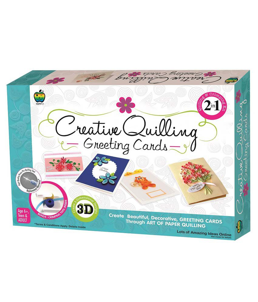 Creative Quilling Greeting Cards Buy Creative Quilling Greeting