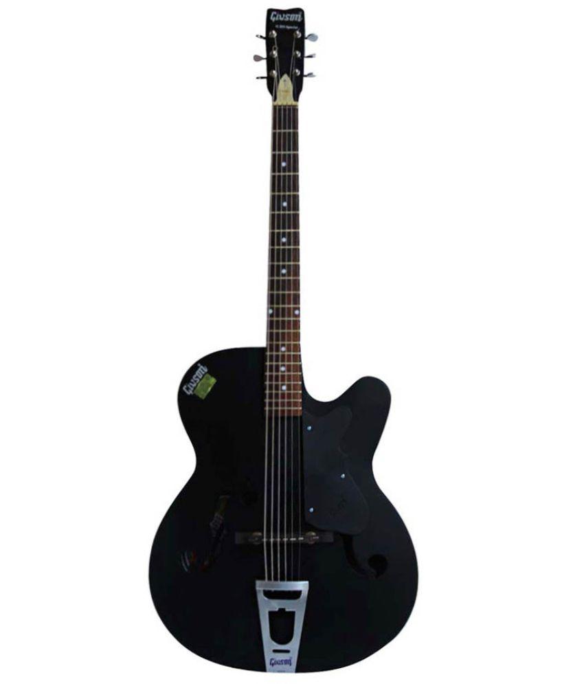 givsons black electric guitar buy givsons black electric guitar online at best prices in india. Black Bedroom Furniture Sets. Home Design Ideas