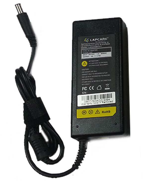 Lapcare Laptop Adapter For HP Pavilion Dv-2001tu With Actone High Quality Cord