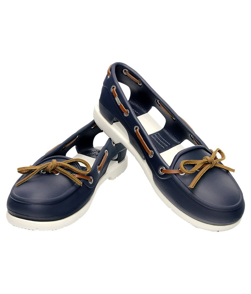 76c8a6c08d Crocs Navy Casual Shoes Standard Fit Crocs Navy Casual Shoes Standard Fit  ...