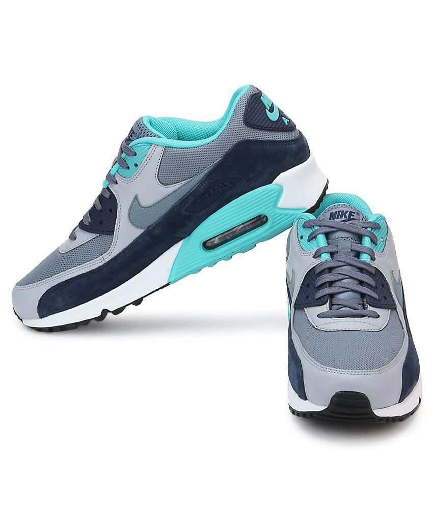 huge discount 74031 219fc ... Nike Air Max 90 Essential Multi Colour Sports Shoes ...