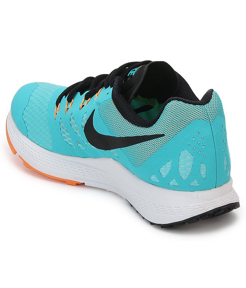 buy online e4644 dde0f Nike Air Zoom Elite 7 Blue Sports Shoes - Buy Nike Air Zoom ...