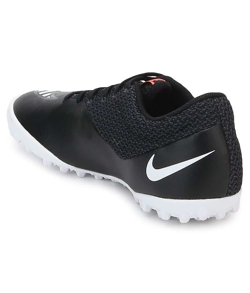 Risa participar foro  Nike Mercurialx Pro Street Black Sports Shoes - Buy Nike Mercurialx Pro  Street Black Sports Shoes Online at Best Prices in India on Snapdeal