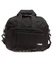 Raeen Plus Black Laptop Bag