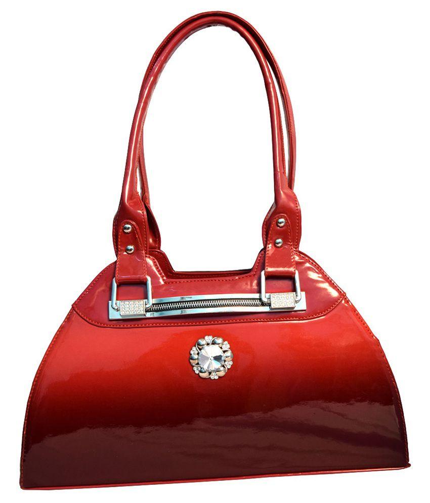 Yumlookup Red Tote Bag