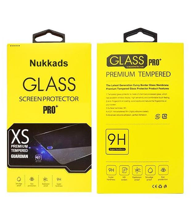 OnePlus 2 Tempered Glass Screen Guard by Nukkads