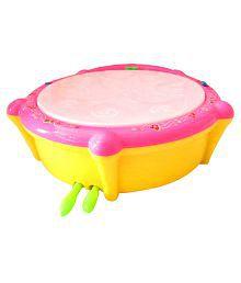 PRRO Flash Musical Drum - Multicolor