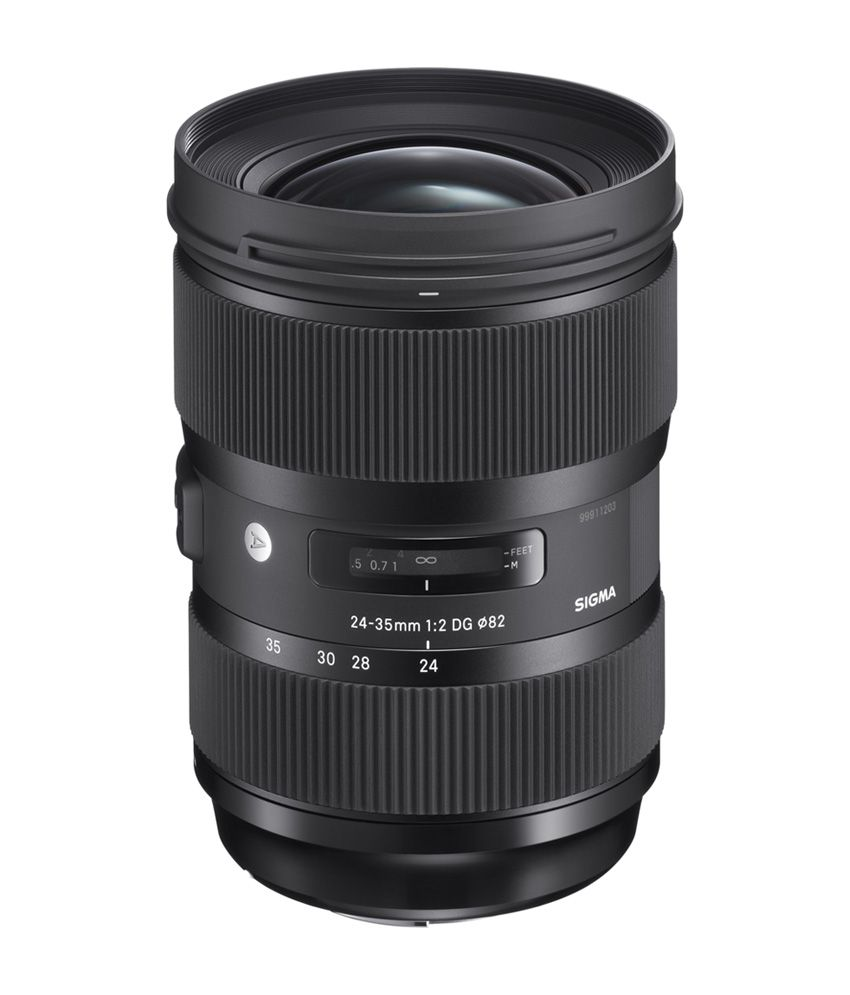 Sigma 24-35mm f/2 DG HSM Art lens for Canon Cameras