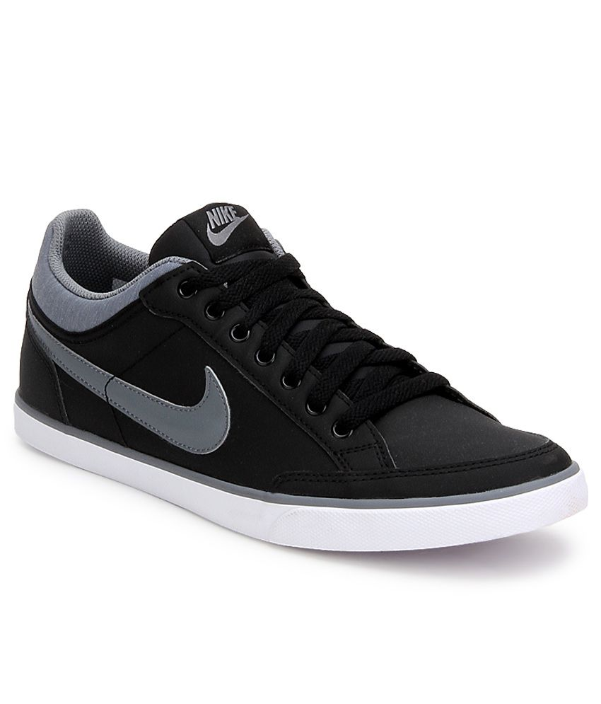 Nike Black Lifestyle Shoes - Buy Nike Black Lifestyle Shoes Online at Best  Prices in India on Snapdeal 676c3c3c3