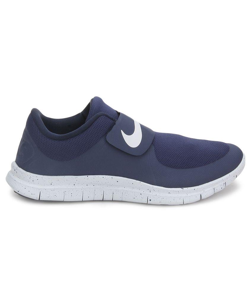 fa049746fbe8 Nike Free Socfly Blue Sports Shoes - Buy Nike Free Socfly Blue ...