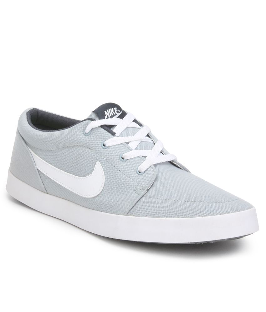 343b4d1a7576 Nike Gray Sneaker Shoes - Buy Nike Gray Sneaker Shoes Online at Best Prices  in India on Snapdeal