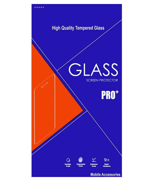 Intex Aqua 3G Mini Tempered Glass Screen Guard by NXG4U