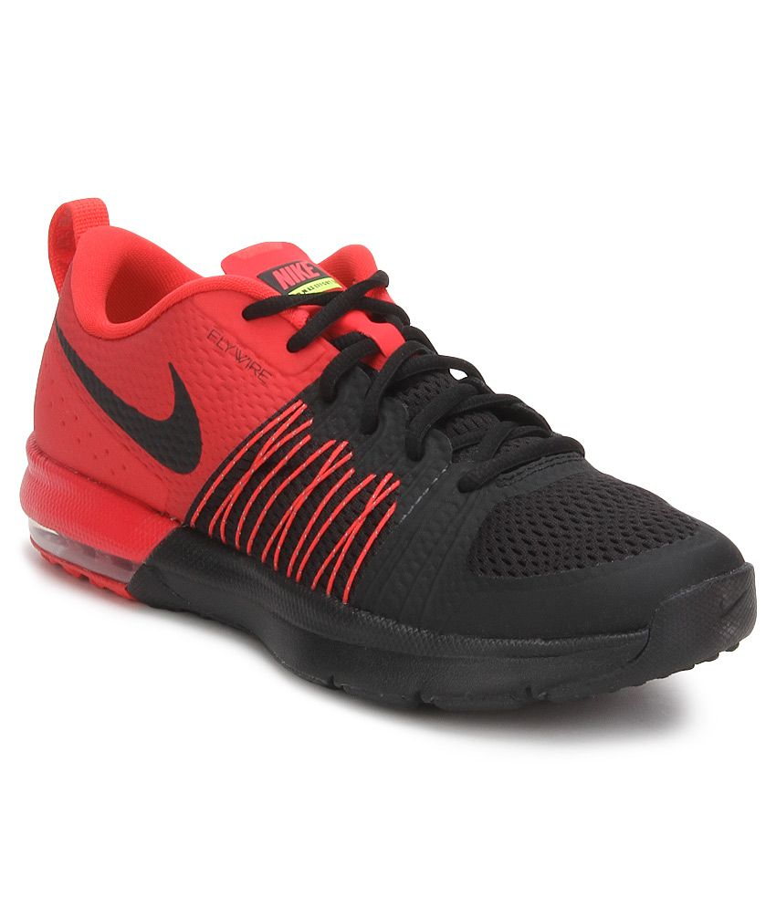 b36ec6627c31d Nike Air Max Effort Tr Red Sport Shoes - Buy Nike Air Max Effort Tr Red  Sport Shoes Online at Best Prices in India on Snapdeal