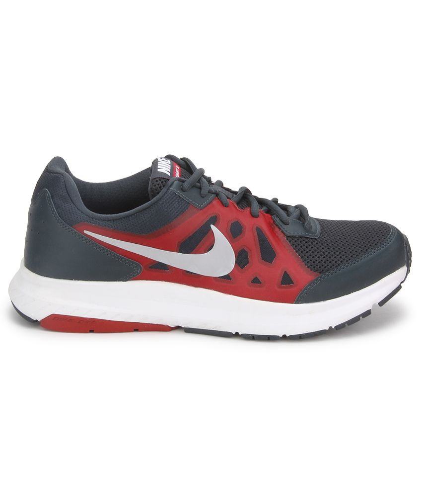 ... Nike Dart 11 Msl Gray Sport Shoes ...