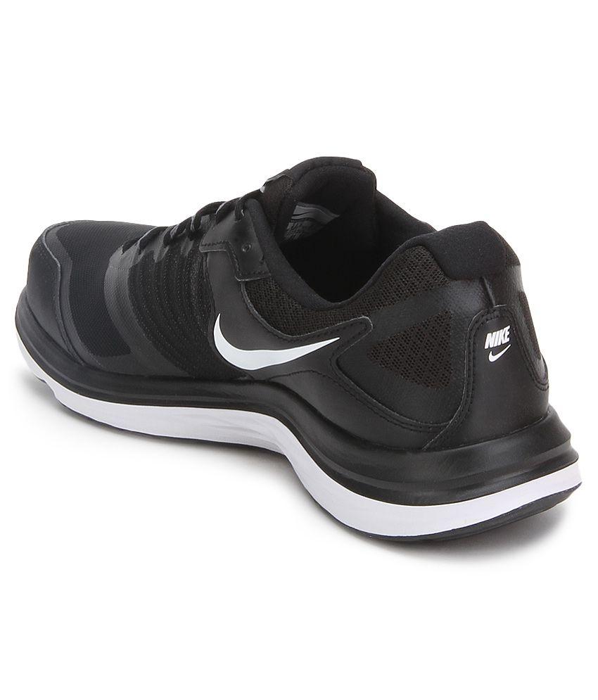 8a0789d7f3257 Nike Dual Fusion X Msl Black Sport Shoes - Buy Nike Dual Fusion X ...
