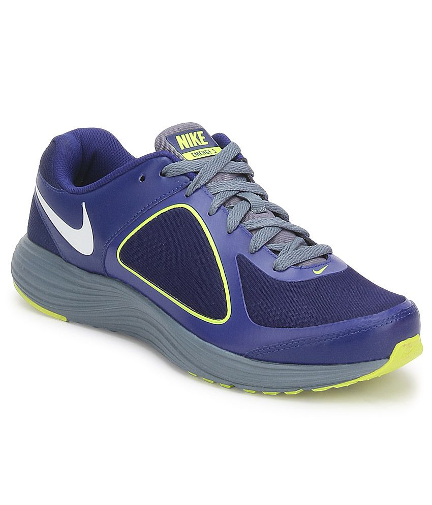 nike air relentless 3 msl blue price at flipkart snapdeal
