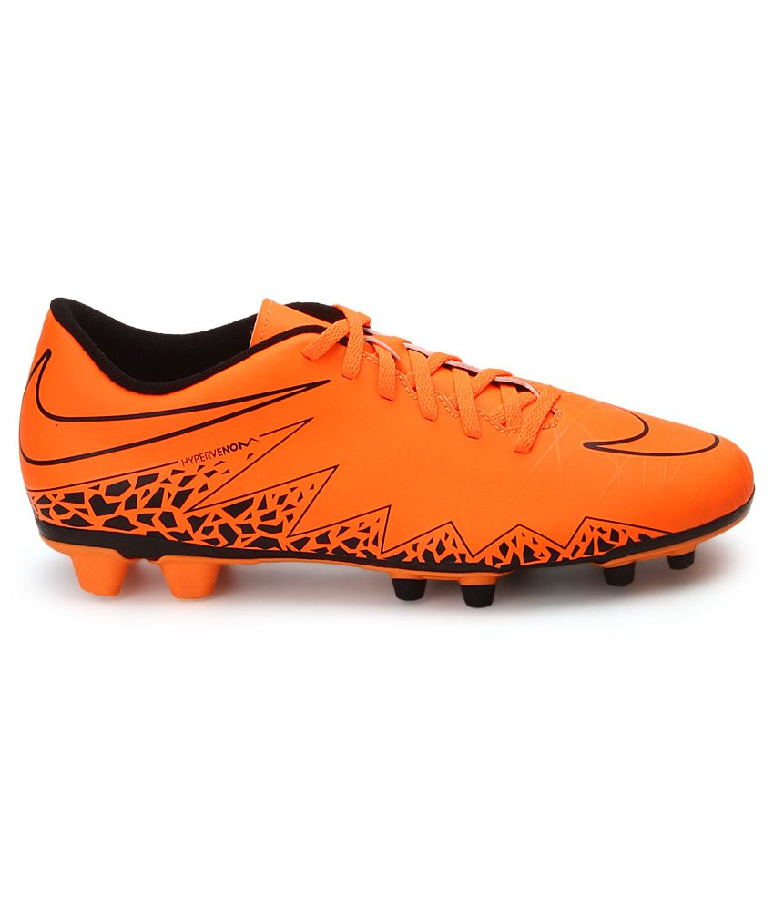 Nike Hypervenom Phade Ii Fg Orange Sport Shoes - Buy Nike ...