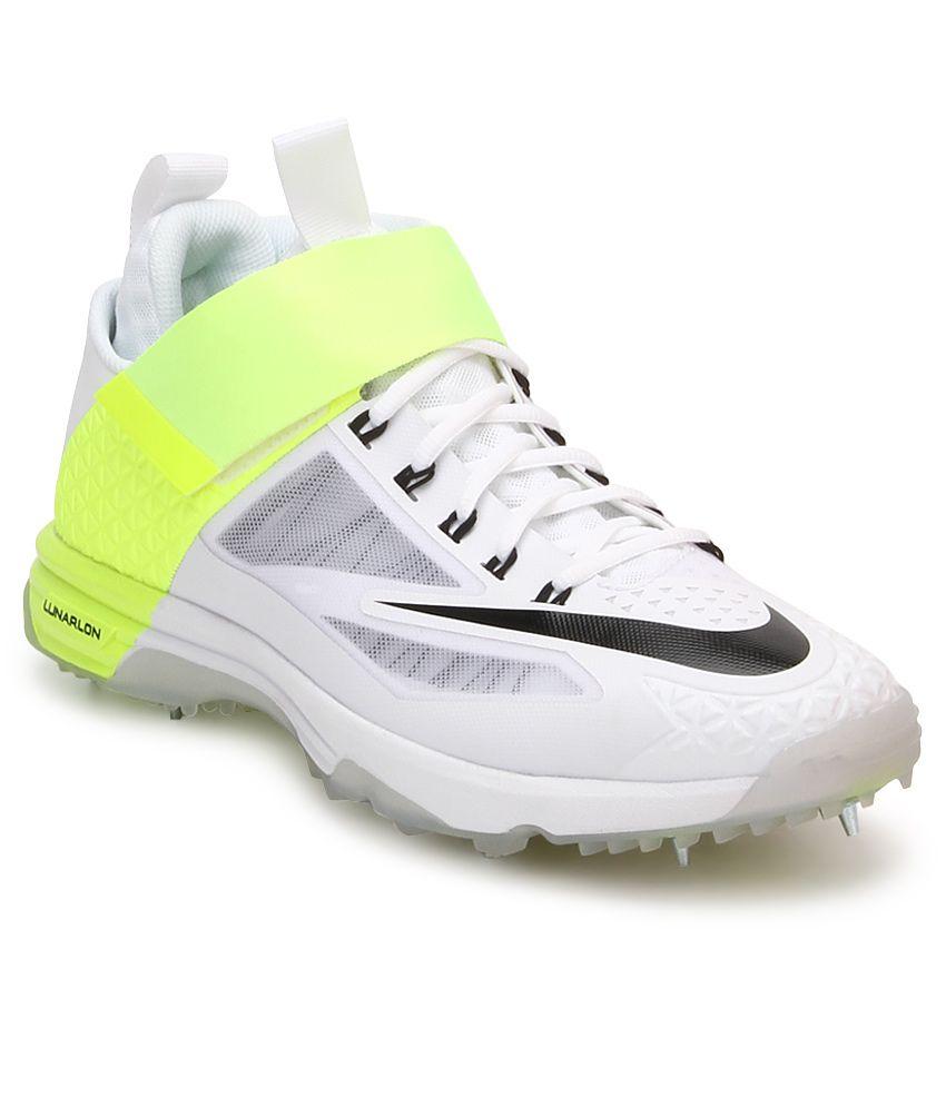 nike lunaraccelerate2 white sport shoes buy nike