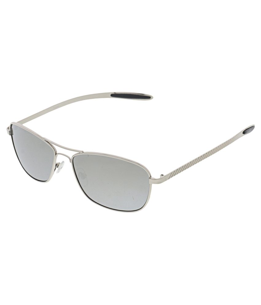 79019d64372 Vast Silver Rectangle Sunglasses - Buy Vast Silver Rectangle Sunglasses  Online at Low Price - Snapdeal