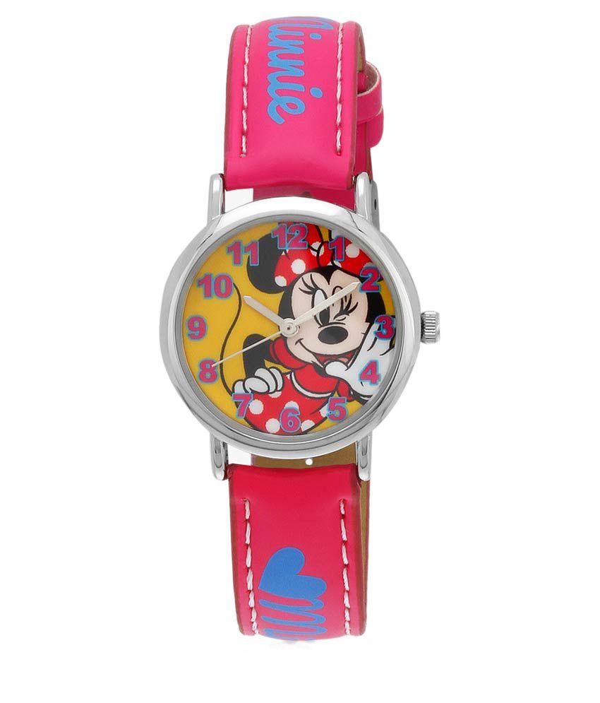 Disney Multicolor Analog Watch