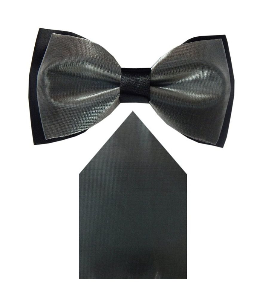 Navaksha Gray Formal Necktie