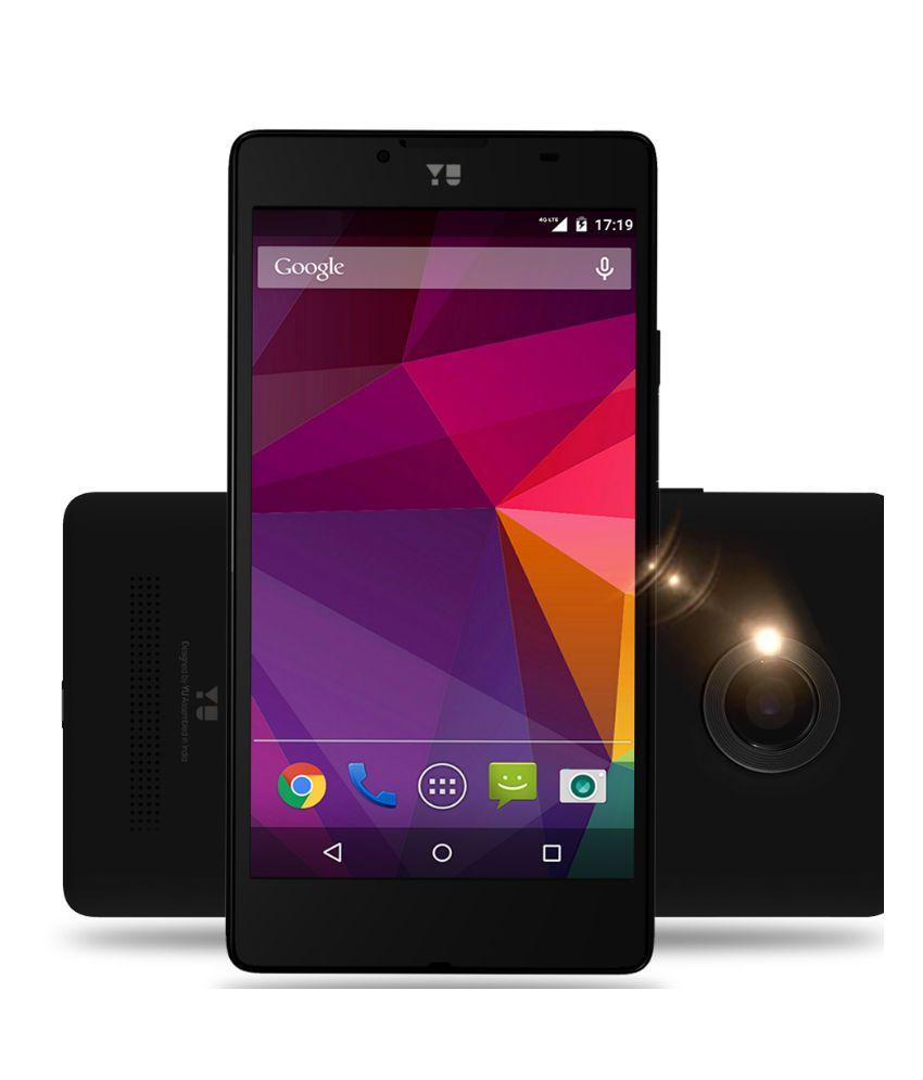YU ( 8GB , 1 GB ) Black