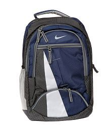 Nike Bag Nike Backpack College Bag College Backpack School Backpack School Bag Laptop Bag- Navy Blue Color