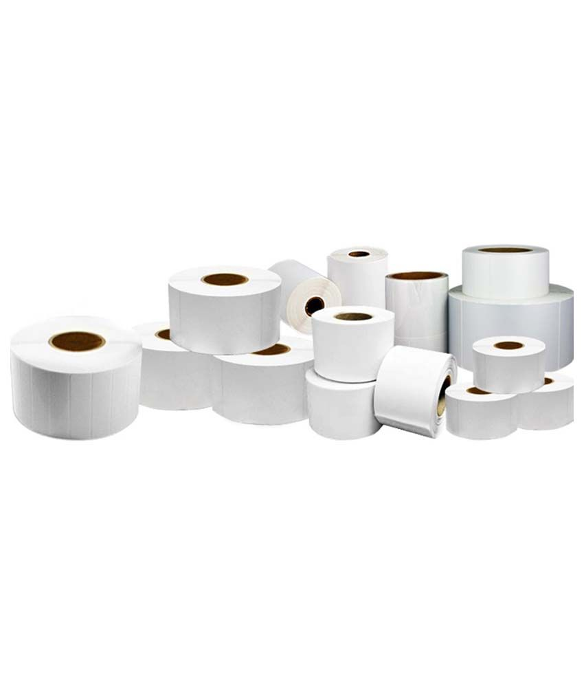 Maestrod Barcode Label Roll M212 (50mm x 25mm) - Pack of 10500 Labels
