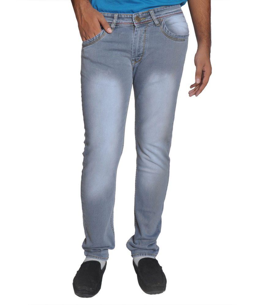 Levi's Grey Regular Fit Jeans