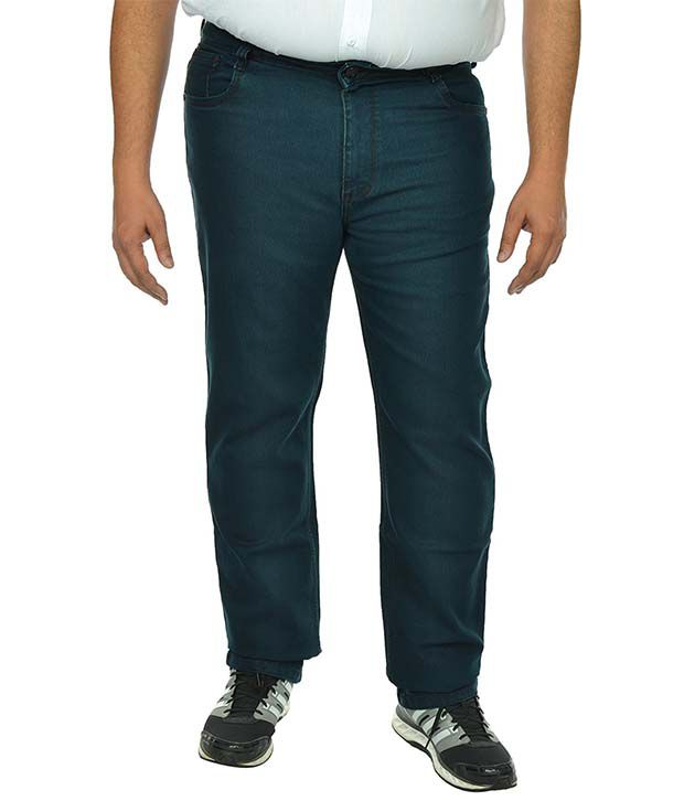 Asaba Blue Regular Fit Jeans