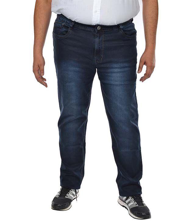 Asaba Blue Slim Fit Jeans