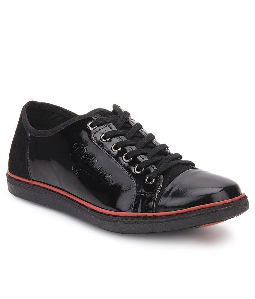 red tape black casual shoes buy red tape black casual