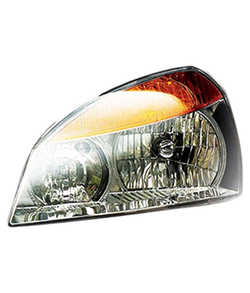 Lumax Car Crystal Headlight Assembly Left Tata Indigo Cs Buy