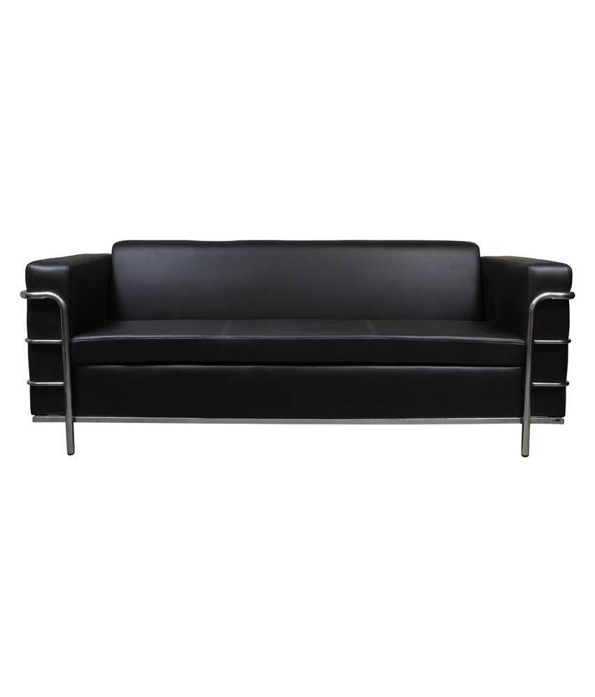 Velen Stainless Steel 3 Seater Sofa Set Buy Velen
